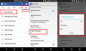 Wie man Facebook Video Autoplay auf Android & iPhone ausschaltet